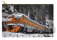 California Zephyr Carry-all Pouch