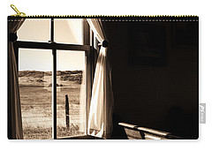 Carry-all Pouch featuring the photograph Call To Worship by Jim Garrison