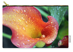 Calla Lily Carry-all Pouch by Jim Brage