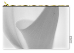 Carry-all Pouch featuring the photograph Calla Lily by Jonathan Nguyen
