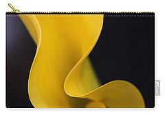 Calla Lily Carry-all Pouch by Joy Watson