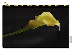 Calla Lily Yellow II Carry-all Pouch