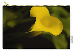 Calla Lily Yellow IIi Carry-all Pouch