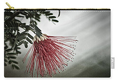 Calliandra Californica Carry-all Pouch by Stuart Litoff