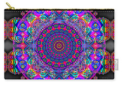 Calling All Angels Carry-all Pouch by Robert Orinski