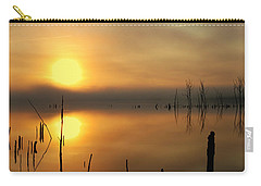 Calm At Dawn Carry-all Pouch