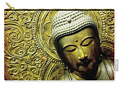Carry-all Pouch featuring the photograph Calm by Bradley R Youngberg