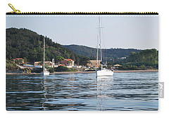 Calm Sea 2 Carry-all Pouch by George Katechis