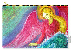 Calming Angel Carry-all Pouch