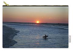 Calming Surf Carry-all Pouch