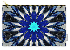 Camaro Kaleidoscope Carry-all Pouch by Victor Montgomery