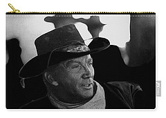 Cameron Mitchell The High Chaparral Set Old Tucson Arizona 1967-2008 Carry-all Pouch by David Lee Guss