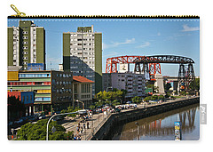 Carry-all Pouch featuring the photograph Caminito by Silvia Bruno