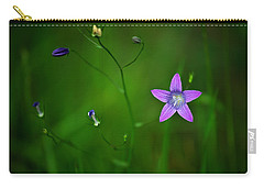 Campanula Patula Carry-all Pouch
