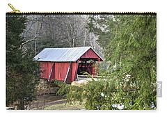 Campbell's Covered Bridge-1 Carry-all Pouch