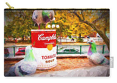Campbell's Soup Carry-all Pouch