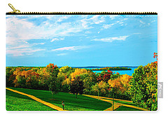Campus Fall Colors Carry-all Pouch