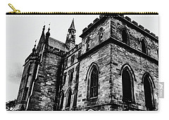 Carry-all Pouch featuring the photograph Can You Hear Me by Doc Braham