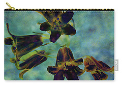 Carry-all Pouch featuring the photograph Can You Hear The Bells Ringing by Patricia Griffin Brett