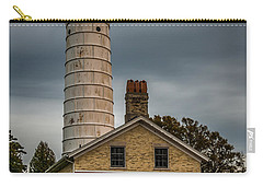 Cana Island Lighthouse By Paul Freidlund Carry-all Pouch