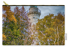 Cana Island Lighthouse II By Paul Freidlund Carry-all Pouch