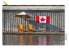 Canada Day In Muskoka Carry-all Pouch