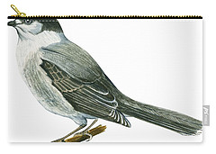 Canada Jay Carry-all Pouch by Anonymous