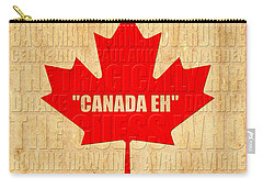 Canada Music 1 Carry-all Pouch