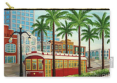 Canal Street Car Line I I Carry-all Pouch