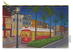 Canal Street Car Line Carry-all Pouch
