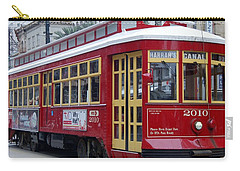 Canal Streetcar Nola Carry-all Pouch