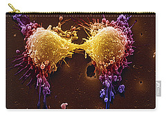 Cancer Cell Division Carry-all Pouch