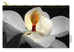 Candle In The Wind Carry-all Pouch by Karen Wiles