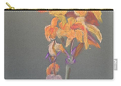 Canna Carry-all Pouch by Pamela  Meredith
