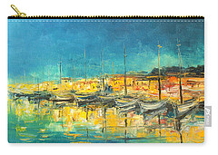 Cannes By Night Carry-all Pouch