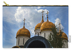 Cannon And Cathedral  - Russia Carry-all Pouch