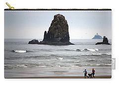 Cannon Beach Run Carry-all Pouch