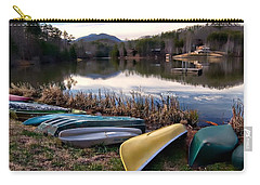Canoes In Nc Carry-all Pouch