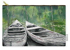 Canoes To Go Carry-all Pouch
