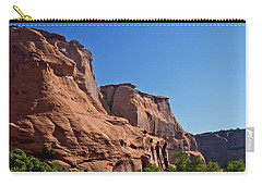 Canyon Dechelly Navajo Nation Carry-all Pouch by Bob and Nadine Johnston