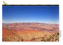 Canyon View Carry-all Pouch by Dave Files