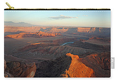 Canyonlands Np Dead Horse Point 21 Carry-all Pouch