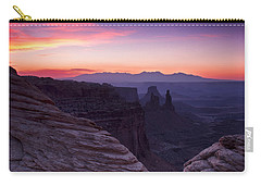 Canyonlands Sunrise Carry-all Pouch