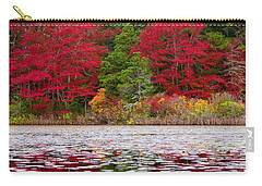 Cape Cod Autumn Carry-all Pouch by Dianne Cowen