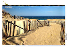 Cape Cod Beach Carry-all Pouch