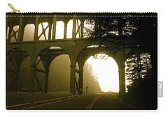 Cape Creek Bridge Carry-all Pouch