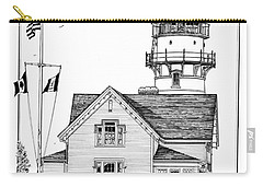 Cape Elizabeth Lighthouse Carry-all Pouch