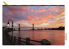 Cape Fear Bridge Carry-all Pouch