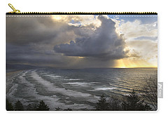 Sunset At Cape Lookout Oregon Coast Carry-all Pouch