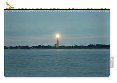 Cape May Beacon Carry-all Pouch by Ed Sweeney
